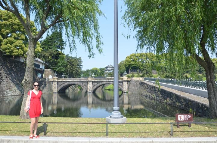 1.Tokió, császári Palota