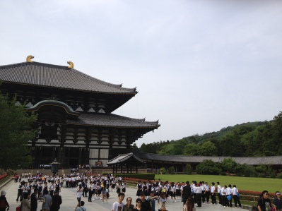 3.Nara_Todaiji templom3