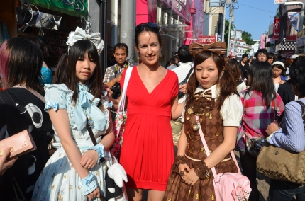 9.Tokio Nakamise utca3