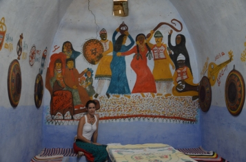 B31 Nubian village